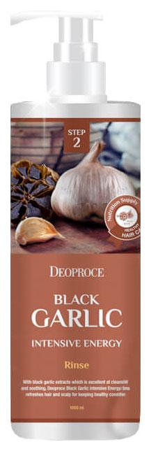 Бальзам для волос Deoproce Rinse Black Garlic