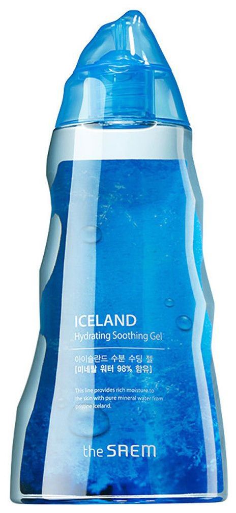 Гель для тела The Saem Iceland Hydrating