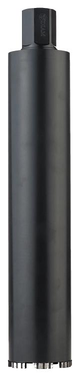 Алмазное сегментное сверло DIAM 83x400x1 1/4