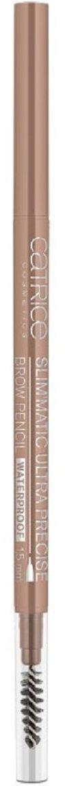 Купить Контур для бровей CATRICE SlimMatic Ultra Precise Brow Pencil Waterproof тон 020