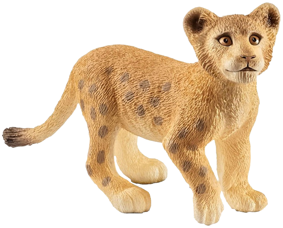 Купить Фигурка животного Schleich Львенок 14813,