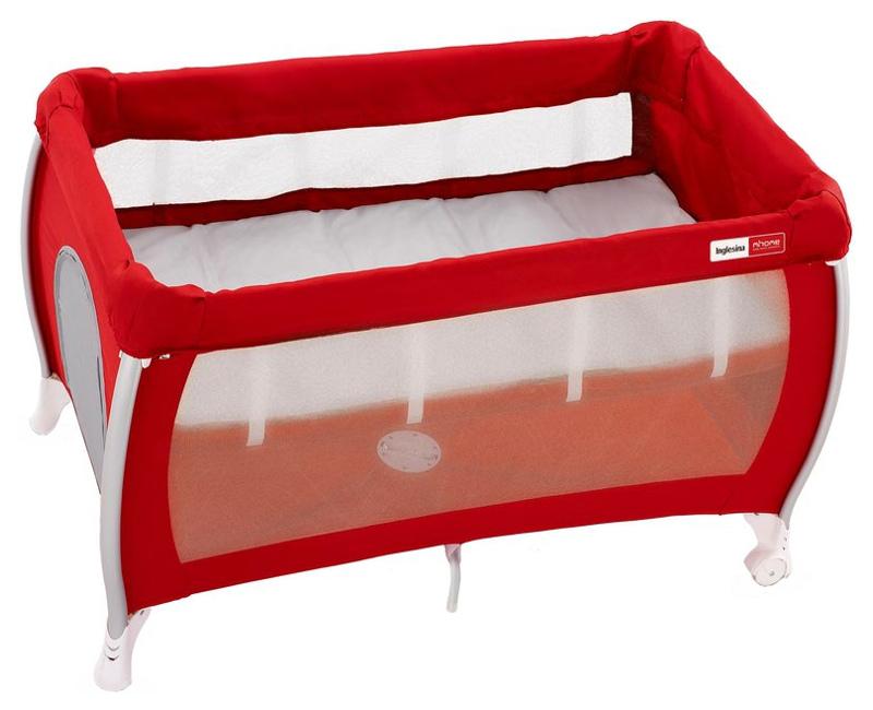 Кровать-манеж Inglesina Lodge Красная
