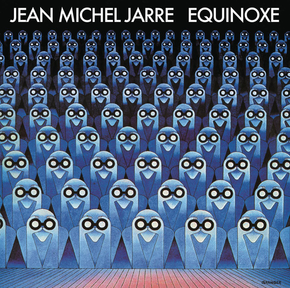 Виниловая пластинка Jean-Michel Jarre EQUINOXE (180 Gram/Remastered), sony music  - купить со скидкой