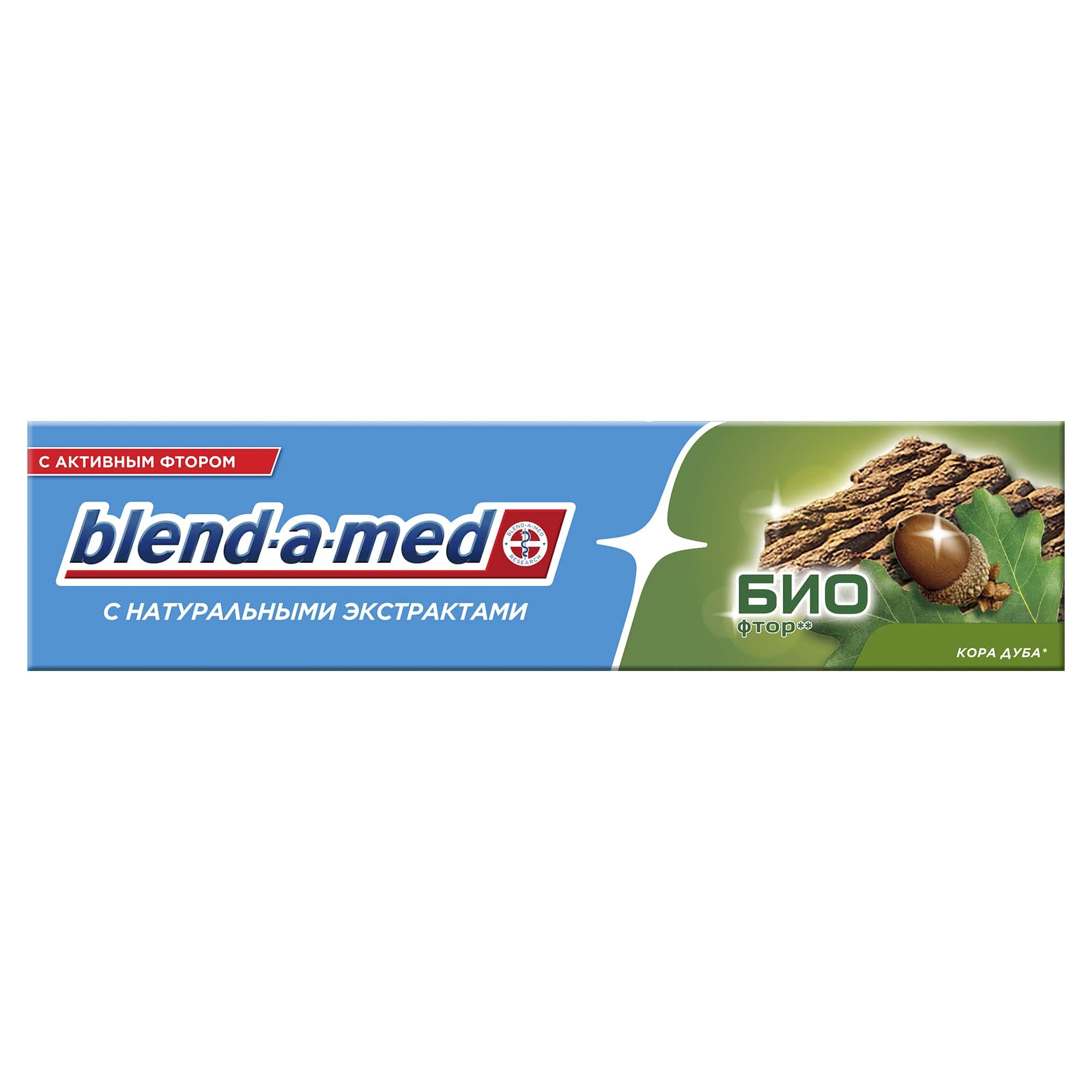 Зубная паста Blend-a-med Кора Дуба 100мл