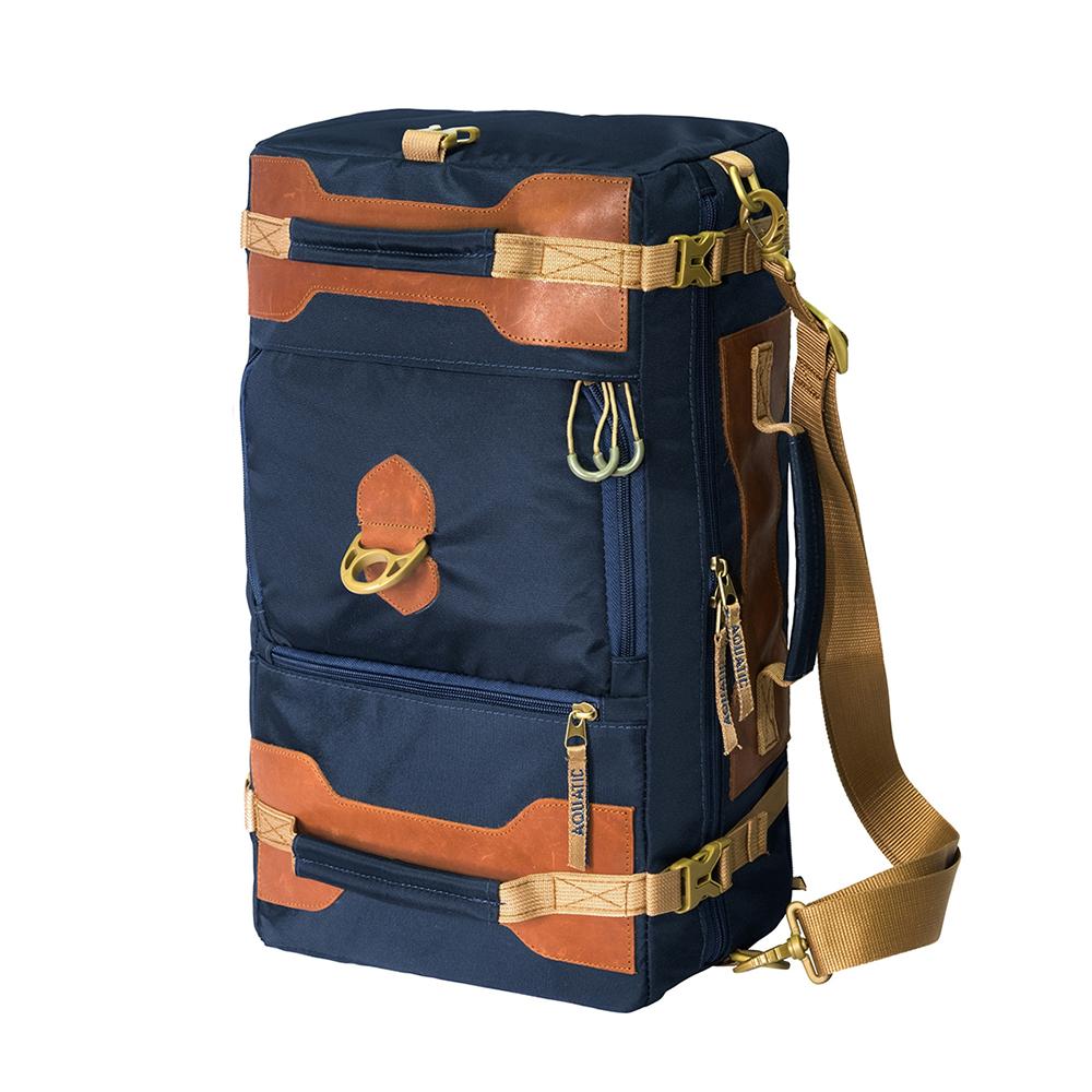 Сумка-рюкзак рыболовная Aquatic С-27С (синяя) фото