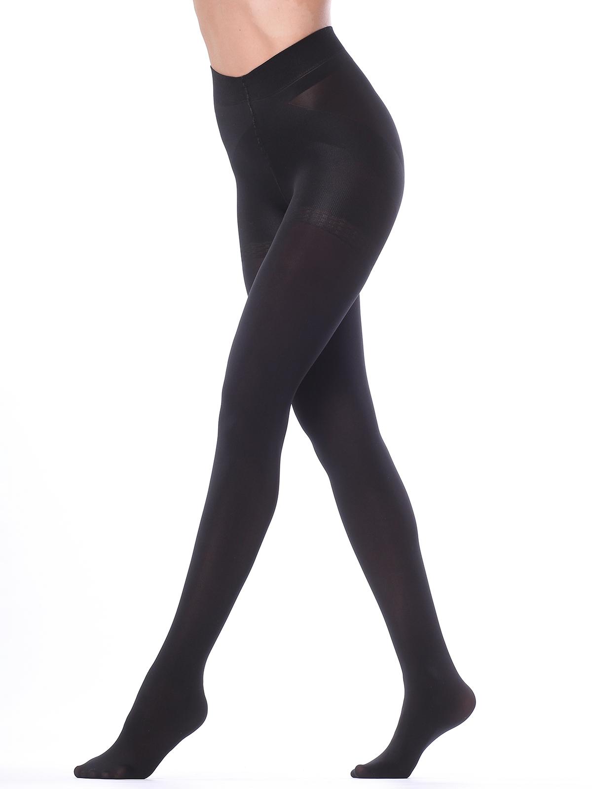Колготки женские Giulia EFFECT UP 100 черные 2 (S) фото
