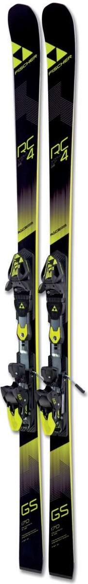 Горные лыжи Fischer RC4 Worldcup GS Jr.