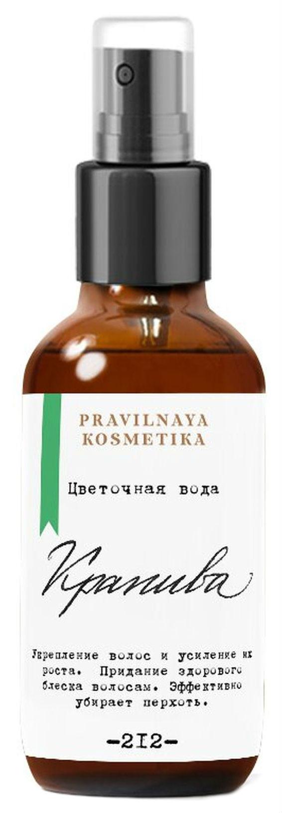 Спрей для волос Pravilnaya Kosmetika Крапива 50 мл фото