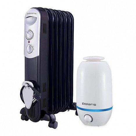 Комплект радиатор Polaris PRE C 0715 WAVE + воздухоувлажнитель Polaris PUH 5903