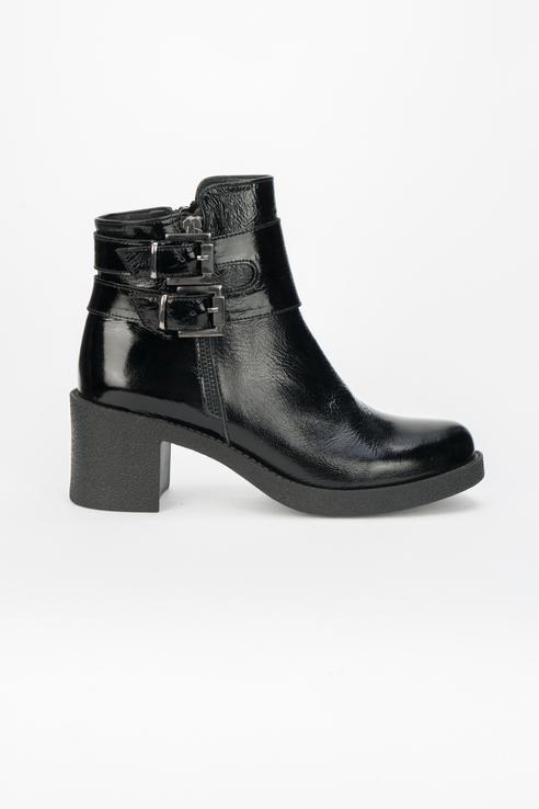 Ботинки женские Tervolina черные 41 RU фото