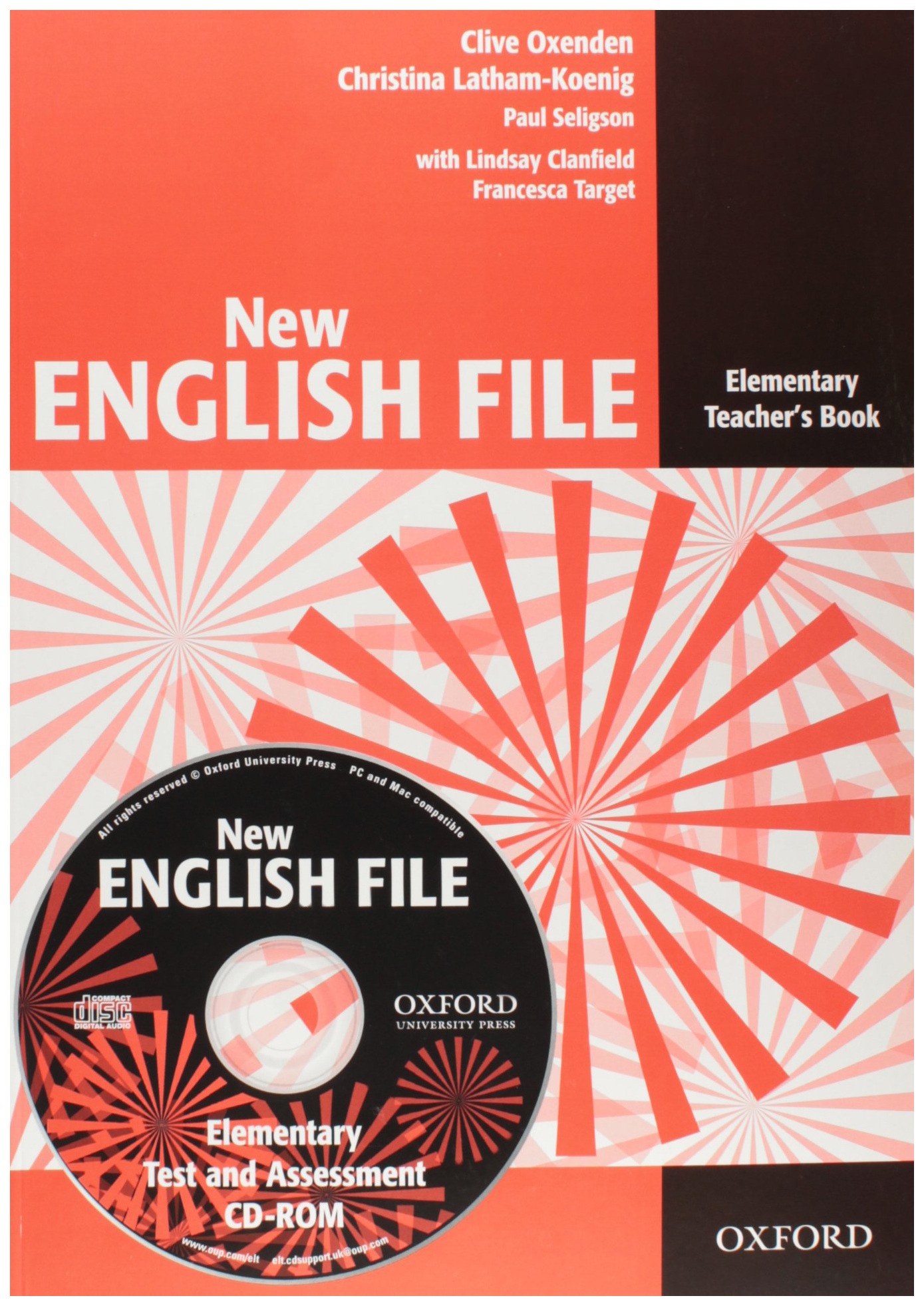 New English File. Elementary. Teacher\'s Book with Test and Assessment. Six-Level General E