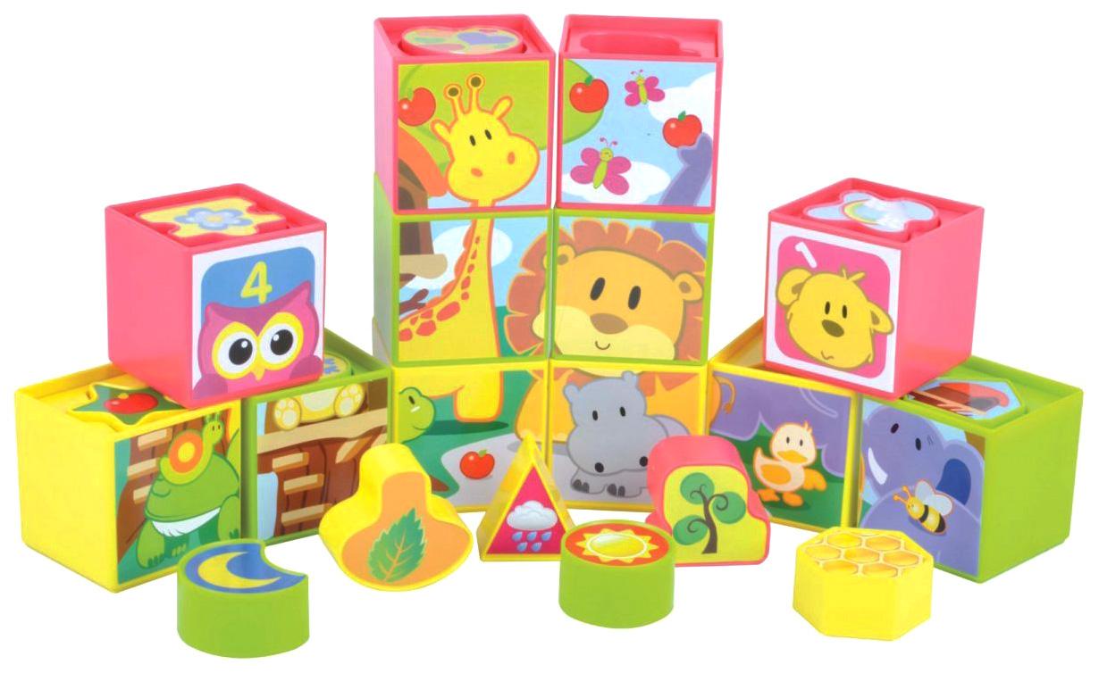 Набор кубиков Red Box 23097