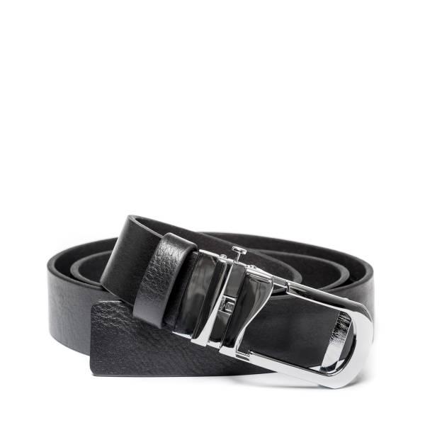 Ремень мужской LAKESTONE Gas Black черный 135 см