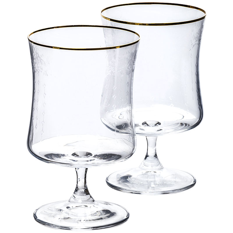Набор бокалов для коньяка 2шт Crystalite Bohemia