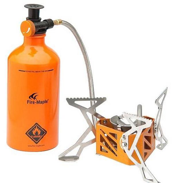 Горелка бензиновая Fire Maple Engine FMS