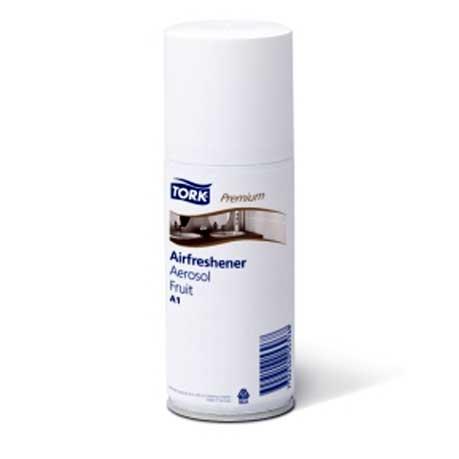 Аэрозольный освежитель воздуха A1 Tork Premium тропический