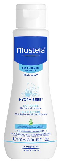 Молочко для тела увлажняющее детское Mustela Hydra