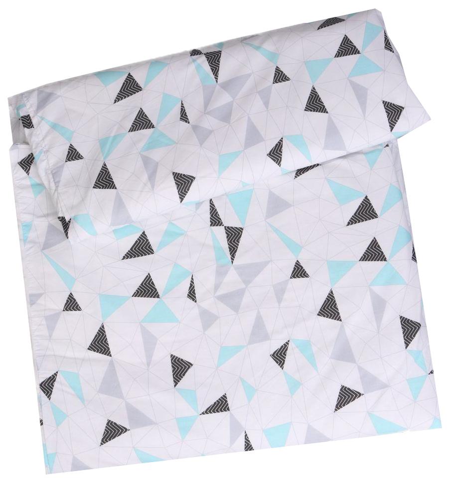 Пододеяльник AmaroBaby Exclusive Soft Collection Треугольники