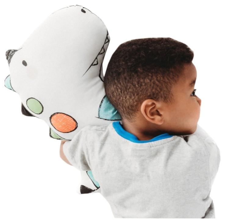 Купить Подушка Bizzi Growin (Биззи Гровин) Tony T-Rex фигурная BG041, Детские подушки