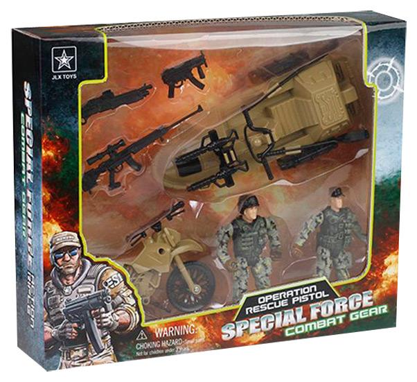 Игровой набор Shenzhen Toys Военная техника с солдатиками 6632B