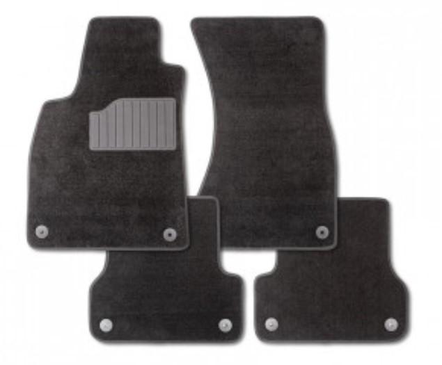 Ворсовые коврики LUX для Lexus RX III 2009-2015 / 85500