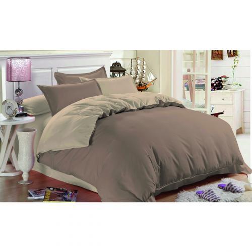 Комплект постельного белья двуспальный Amore Mio, Оникс