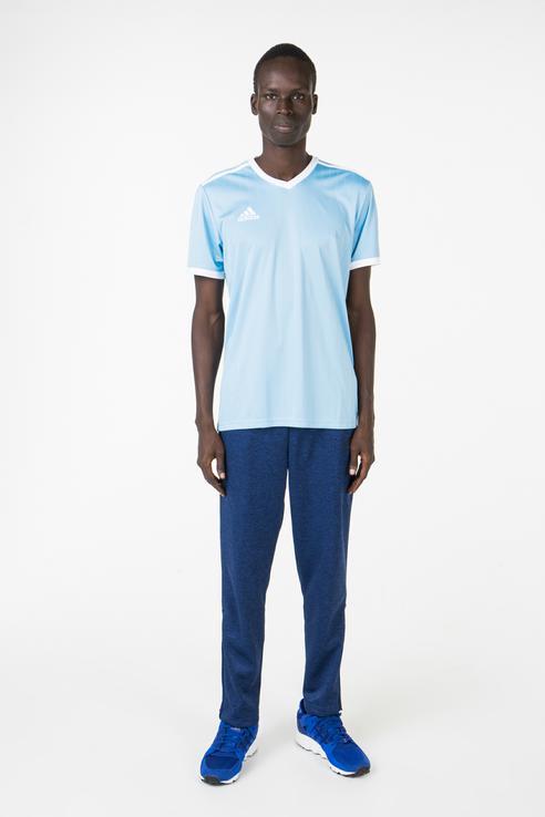Футболка мужская Adidas CE8943 голубая L