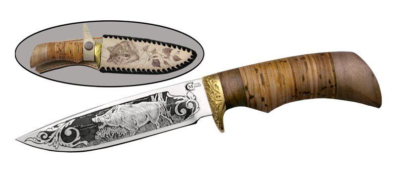 Туристический нож СН 03 от Ворсма