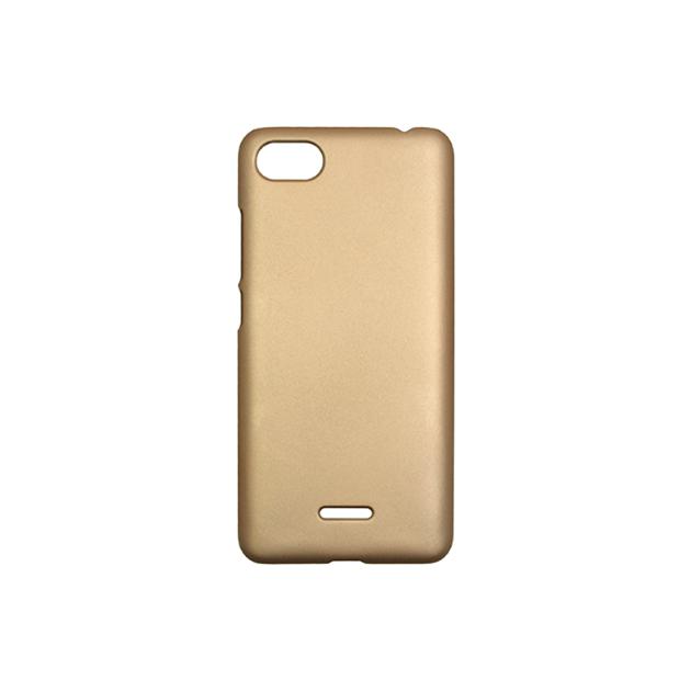 Чехол InterStep ST-Case для Xiaomi Redmi 6A, Gold