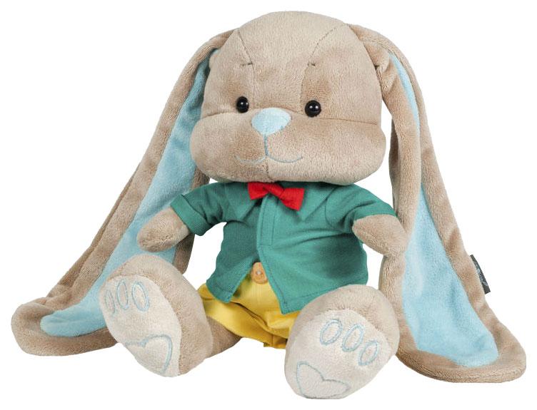 Купить Мягкая игрушка Jack&Lin Зайчик Жак Мята и Лимон 25 см, Мягкие игрушки животные