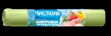 Пищевой пакет ЧИСТЮЛЯ 30 шт