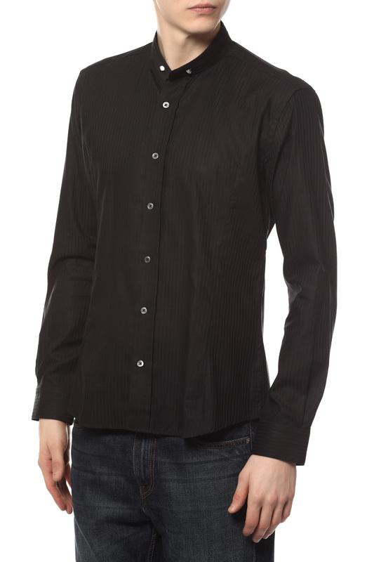 Сорочка мужская Verri 780107 черная 42 IT.