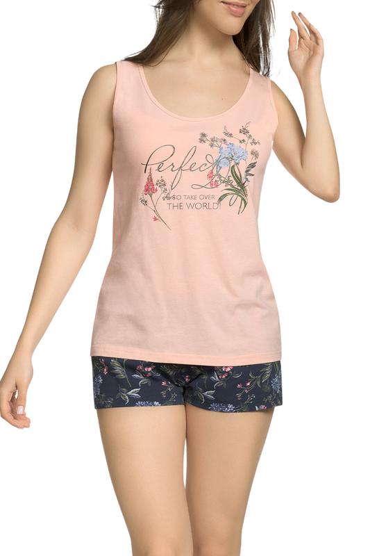 Комплект женский Pelican PFAVH6781 розовый L