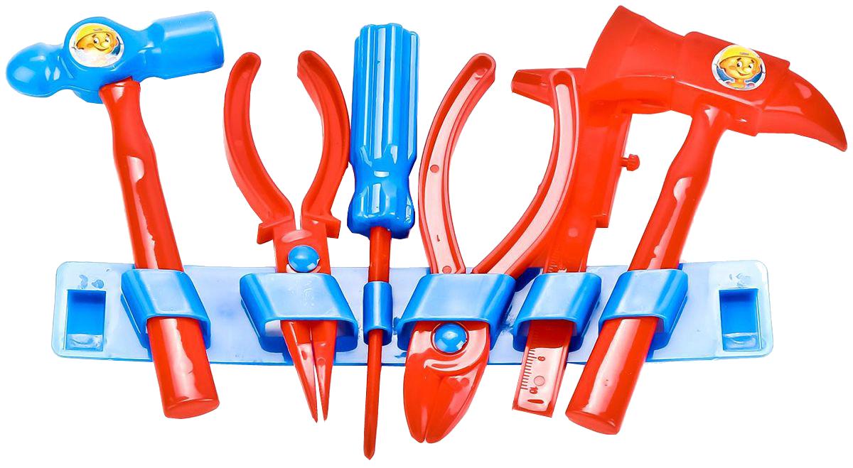 Набор игрушечных инструментов Играем Вместе Самоделкин