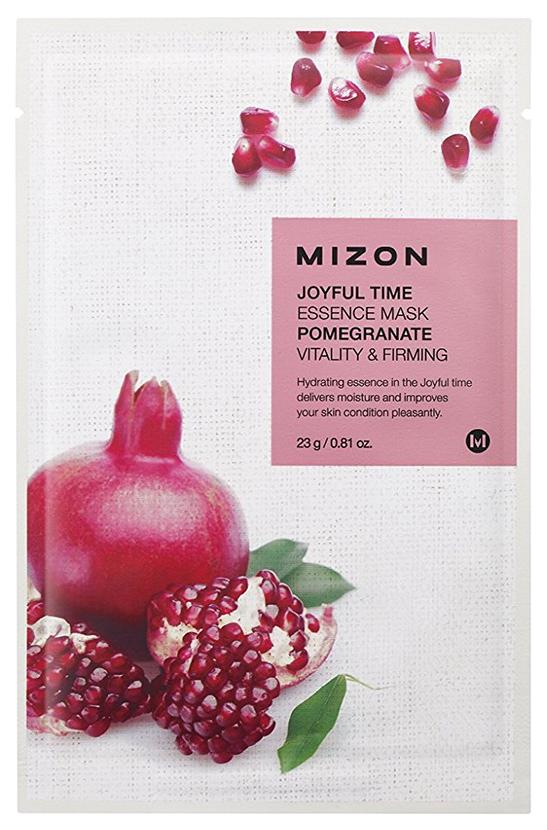 Купить Маска для лица Mizon Joyful Time Essence Pomegranate 23 г