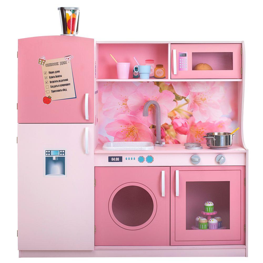 Купить Игрушечная кухня Фиори Роуз PAREMO PK218-01, Детская кухня