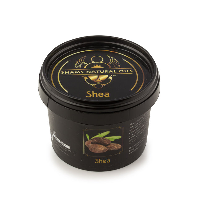 Баттер Ши Shams Natural oils 100 гр