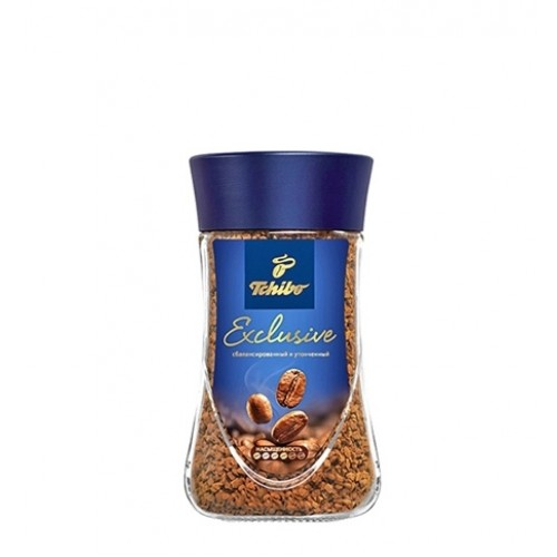 Кофе Tchibo Exclusive растворимый 47.5 г