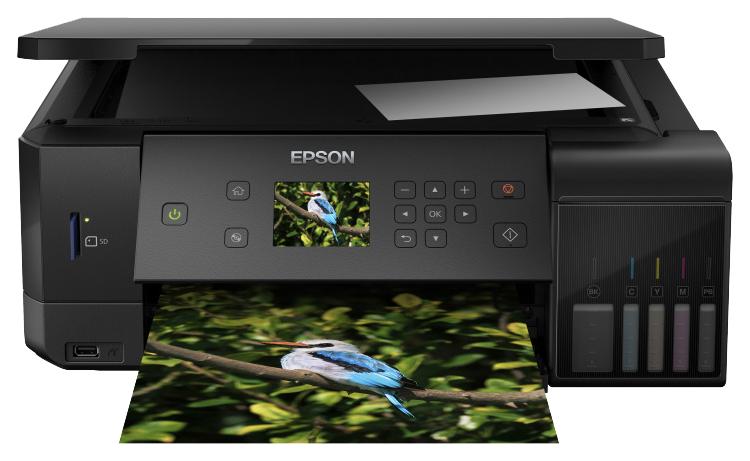 Струйное МФУ Epson L7160