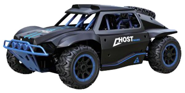 Радиоуправляемая машинка Пламенный мотор Смерч синий 870306
