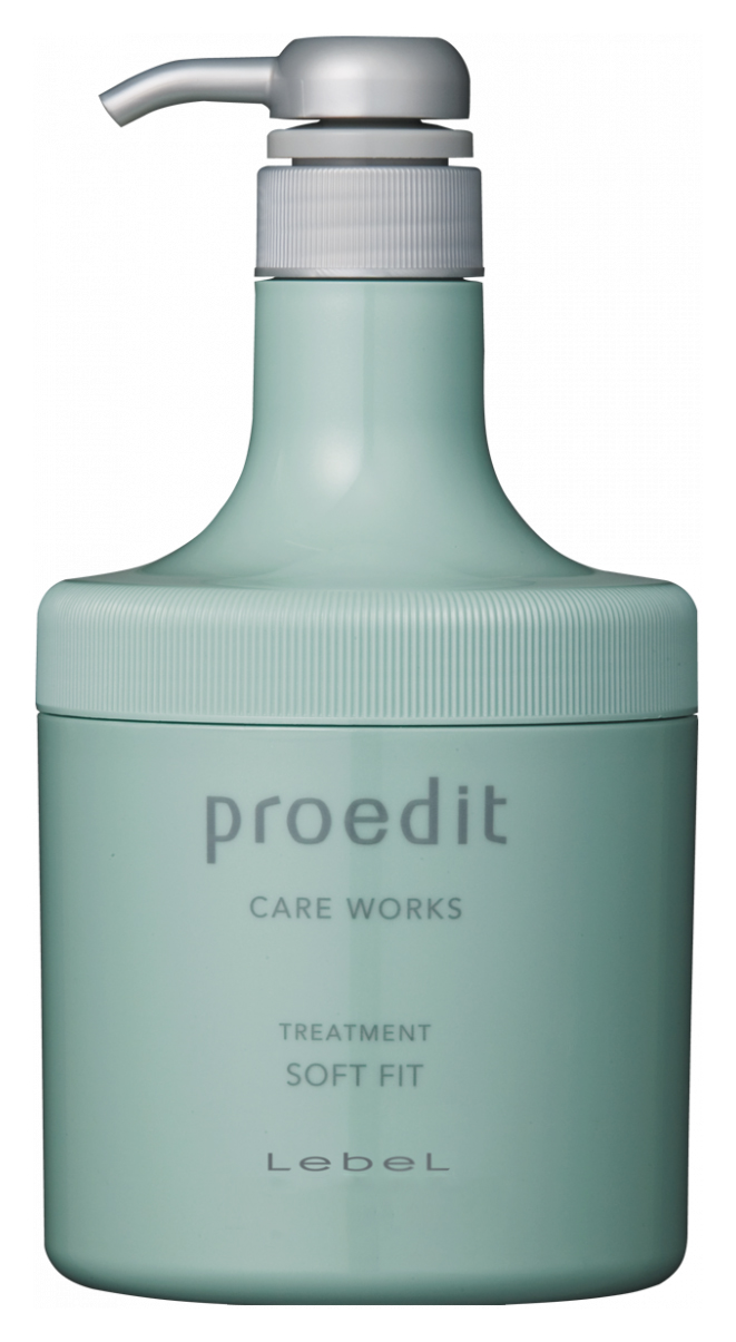 Маска для волос Lebel Proedit Hair Treatment Soft Fit 600 мл