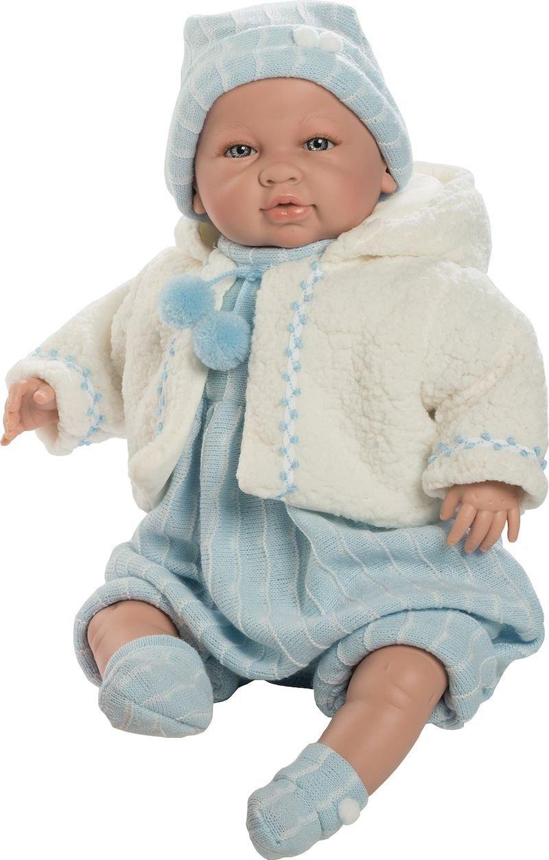 Купить Кукла Berbesa мягконабивная 50 см SAORO (5203), Munecas Berbesa, Классические куклы