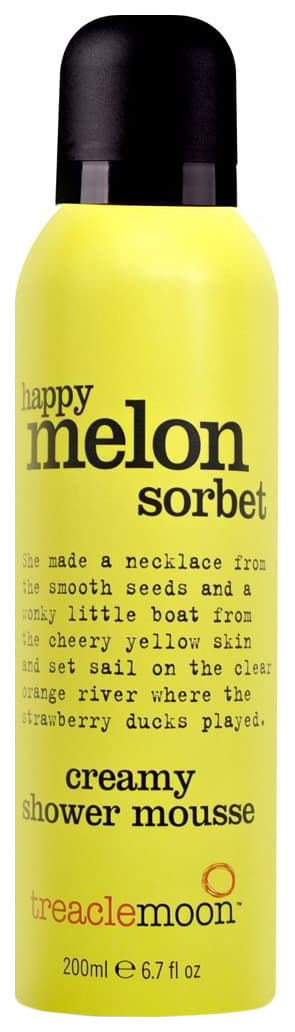 Мусс для тела Treaclemoon Happy Melon Sorbet