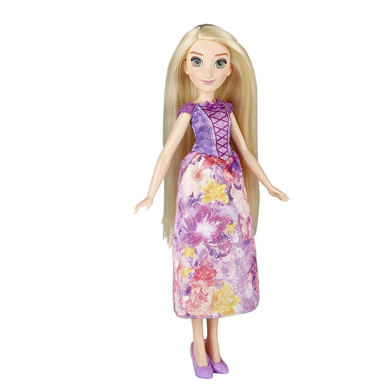 Кукла Disney Рапунцель Королевское сияние E0273