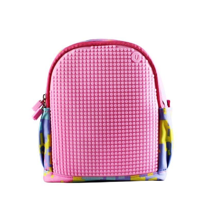 Купить Рюкзак детский Upixel с боковыми карманами Dream High Kids Daysack WY-A012-A, Школьные рюкзаки и ранцы