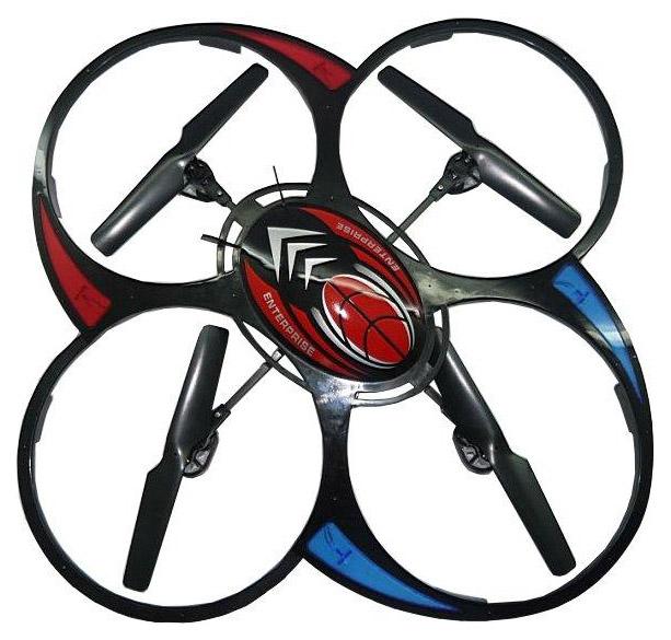 Купить Радиоуправляемый квадрокоптер JXD JXD390 2.4G, Квадрокоптеры для детей