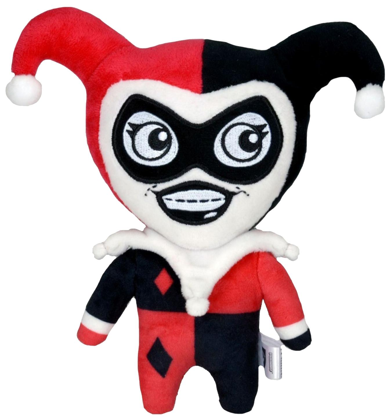 Купить Мягкая игрушка персонажи Kidrobot DC Comics Harley Quinn 20 см,