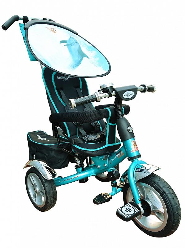 Велосипед детский Lexus Trike Vip MS-0561 аква