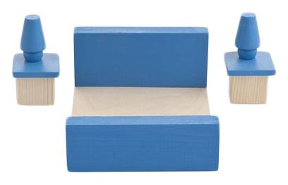 Набор мебели для мини-кукол – Спальня PAREMO PDA517