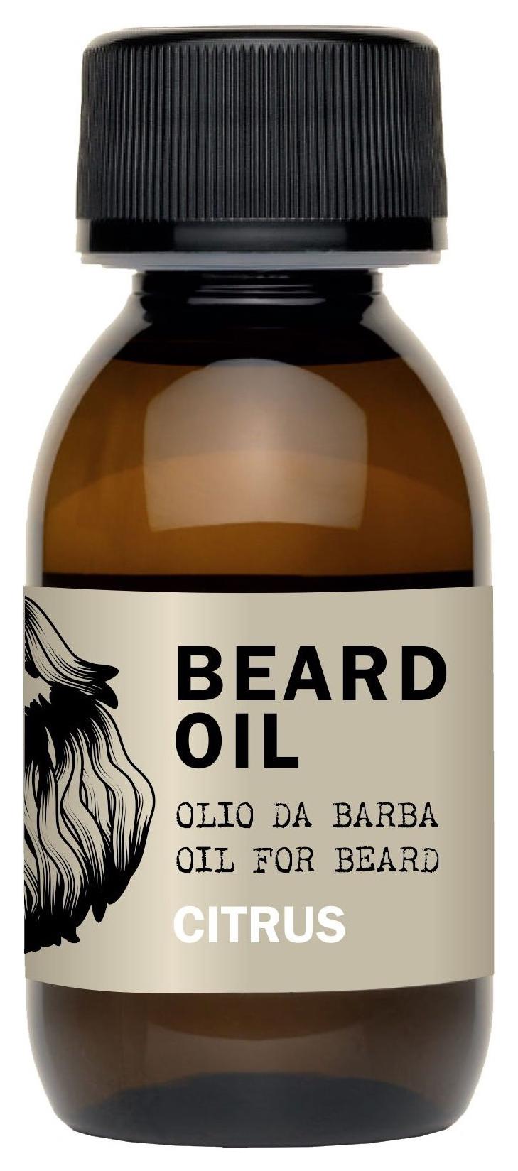 Масло для бороды Dear Beard Oil Citrus